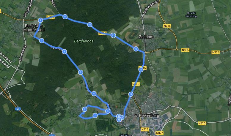 Montferland Run 2014 (6/6)