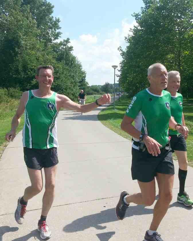 Training, 26 juli 2015 (3/4)